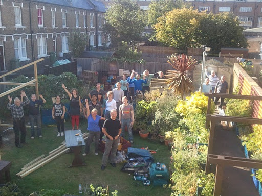 How many accountants does it take to transform a garden?