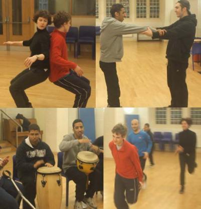 inclusive dance at Pembroke House