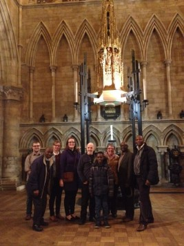 Southwark Cathedral Trip 2016